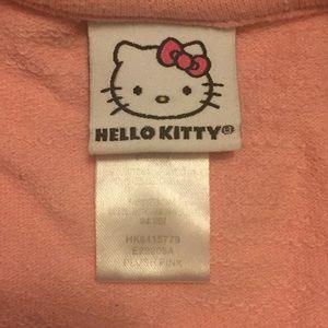 Hello Kitty Shirts & Tops - Hello Kitty Zip Up Sweater